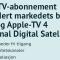 CANAL DIGITAL – VINN ET HELT ÅR MED CANAL DIGITAL + EN APPLE TV 4!